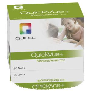 Prueba de Mononucleosis QuickVue