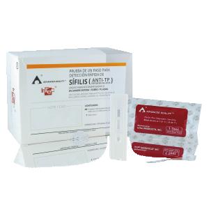 Prueba para detectar Sifilis Intec Advanced Quality