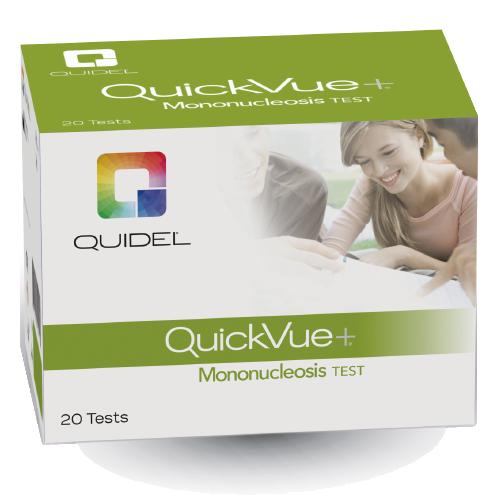 Prueba para la detección de Mononucleosis