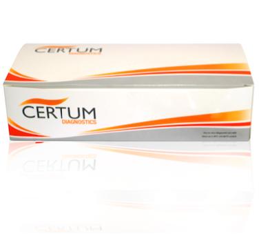 Prueba para la detección de calprotectina y lactoferrina