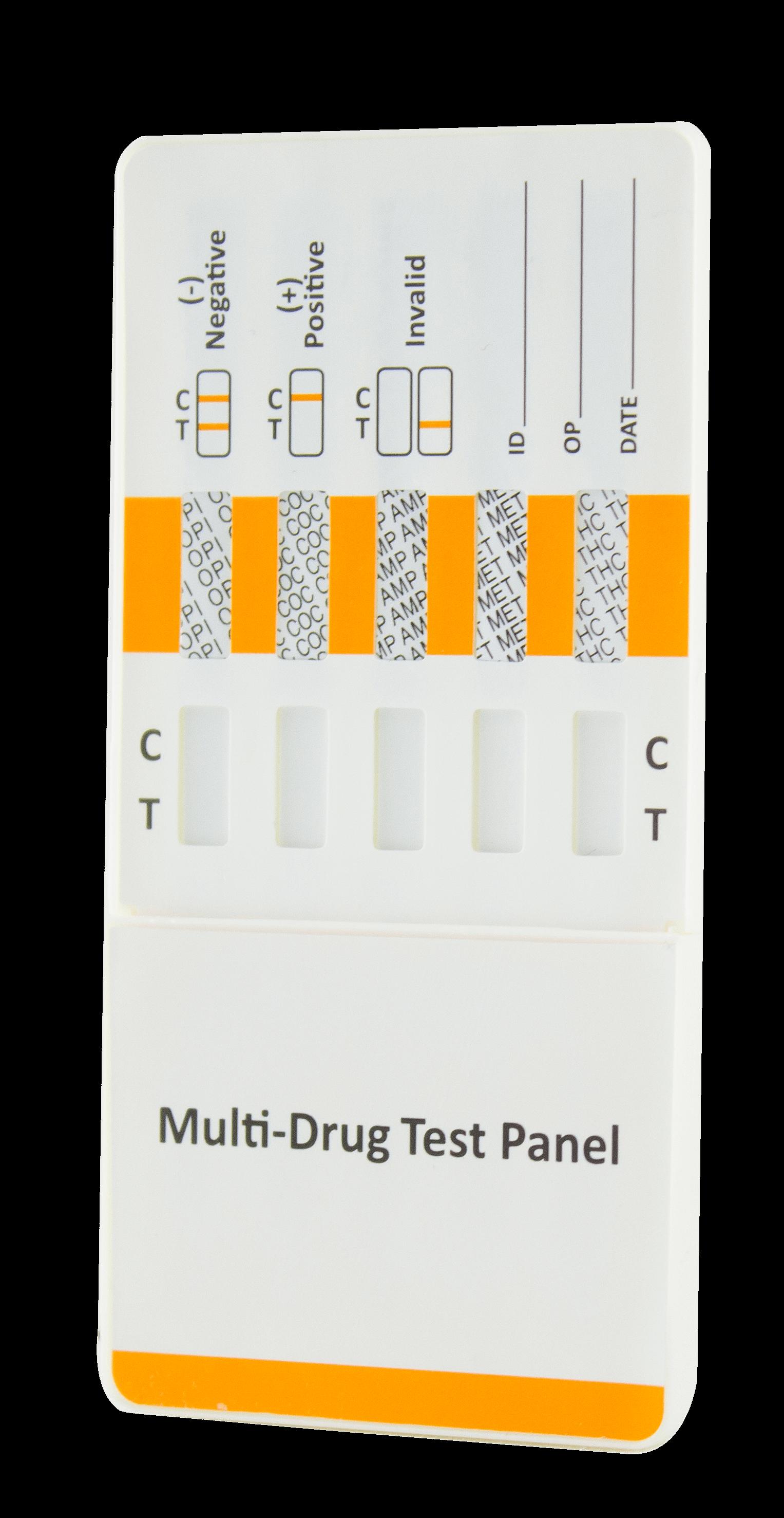 Panel para Detectar Drogas Certum