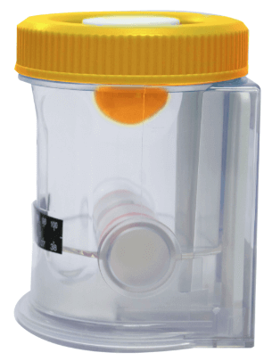 Frasco para detectar múltiples drogas E-Z Split