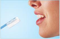 Modo de empleo de la prueba de drogas en saliva screen