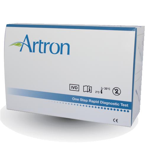 prueba de microalbuminuria artron
