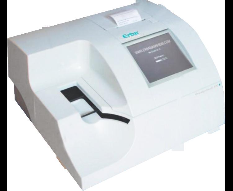 Analizador Uro-dipcheck® 400e